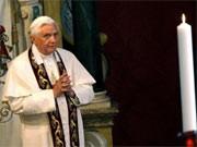Benedikt XVI.; dpa