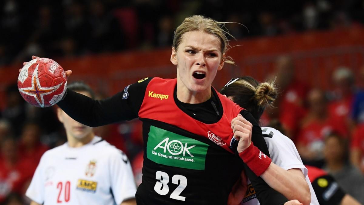 Deutsche Handballerinnen verlieren mit einem Tor