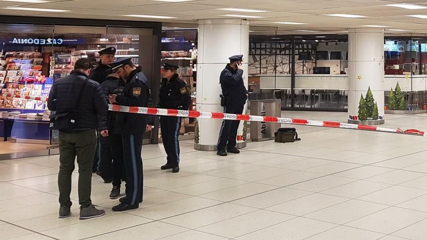 München: Entsetzen über Messerangriff auf Polizisten