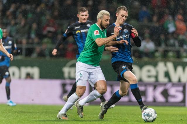 GER, 1.FBL, Werder Bremen vs SC Paderborn / 08.12.2019, wohninvest WESERSTADION, Bremen, GER, 1.FBL, Werder Bremen vs SC