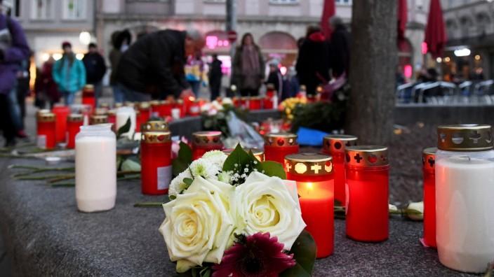 Taxi-Kamera filmte tödliche Attacke in Augsburg - Schlaglichter