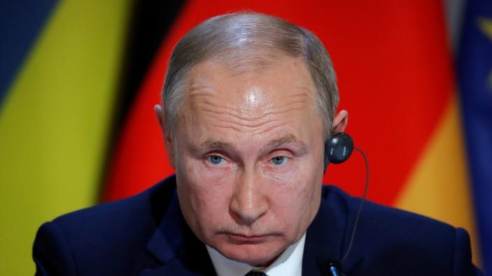 Nach Tiergarten-Mord in Berlin: Russland weist deutsche Diplomaten aus