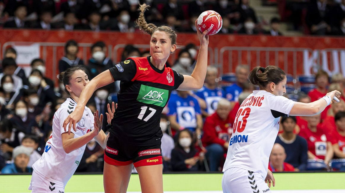 Handball-WM der Frauen - Große Chance gegen Norwegen
