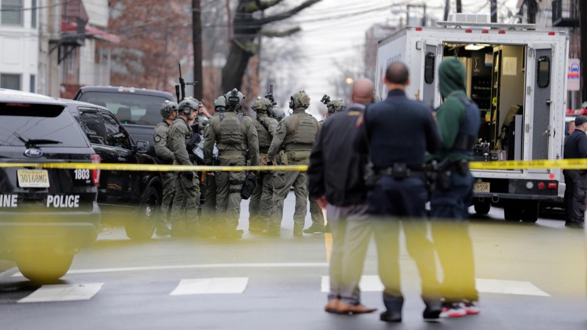 USA: Schüsse in jüdischem Supermarkt in New Jersey