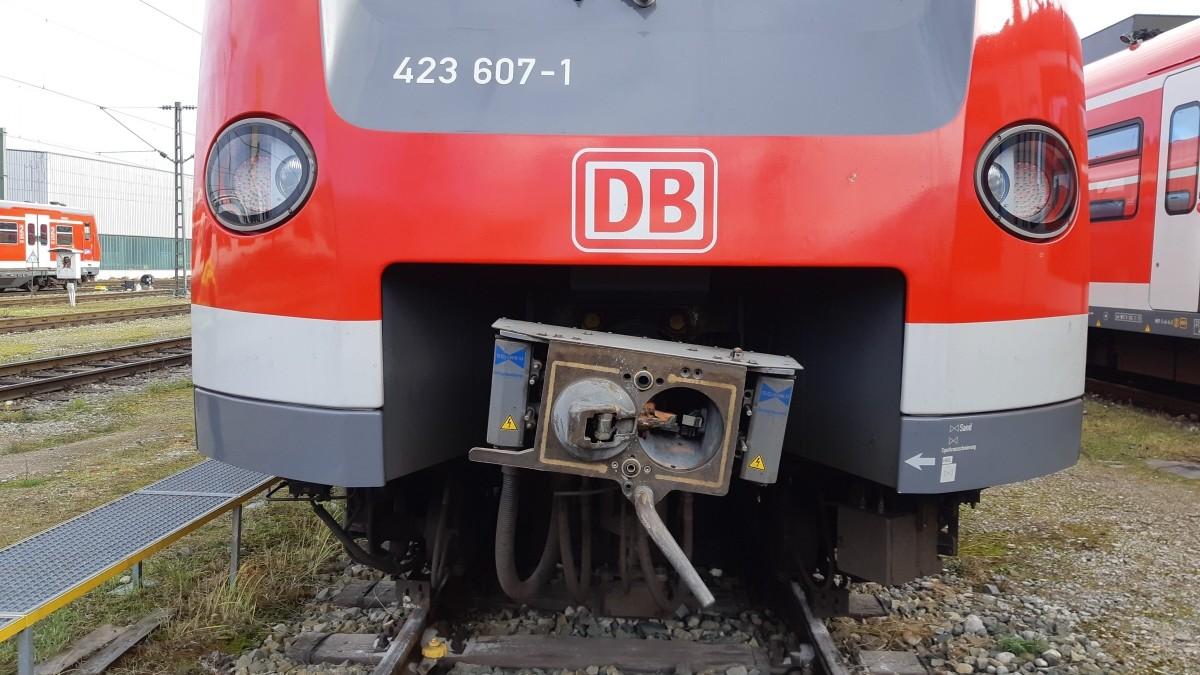 S-Bahn München: Lokführerin rammt stehenden Zug