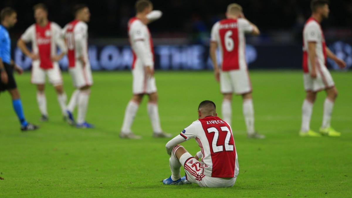 Ajax Amsterdam: Leichtfertig das Achtelfinale verspielt
