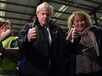 Boris Johnson Wahl Großbritannien