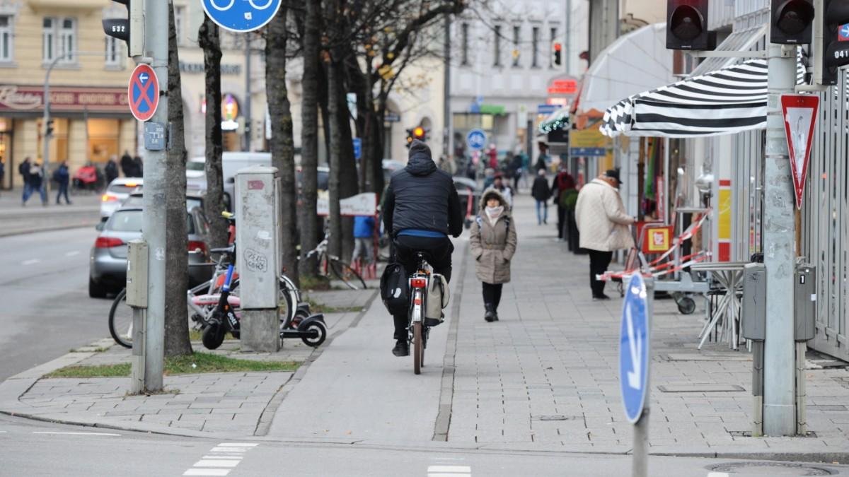 München: Fast 1,6 Milliarden Euro für neue Radwege