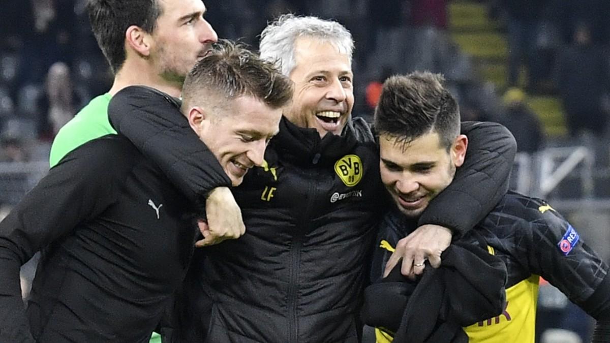 Borussia Dortmund - Favres Trendwende