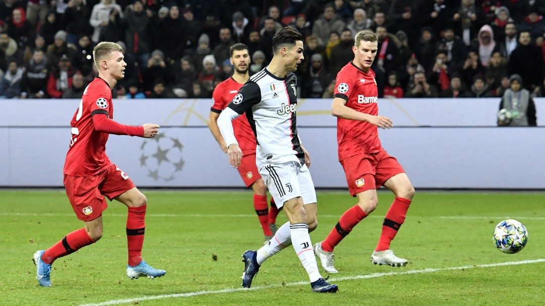 Trostpreis für Leverkusen