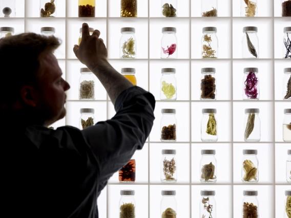 Pressebilder: Alchemist, Kopenhagen