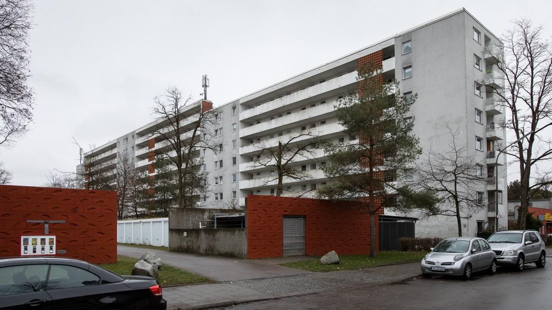 München-Hasenbergl: Frau bei Beziehungsstreit getötet