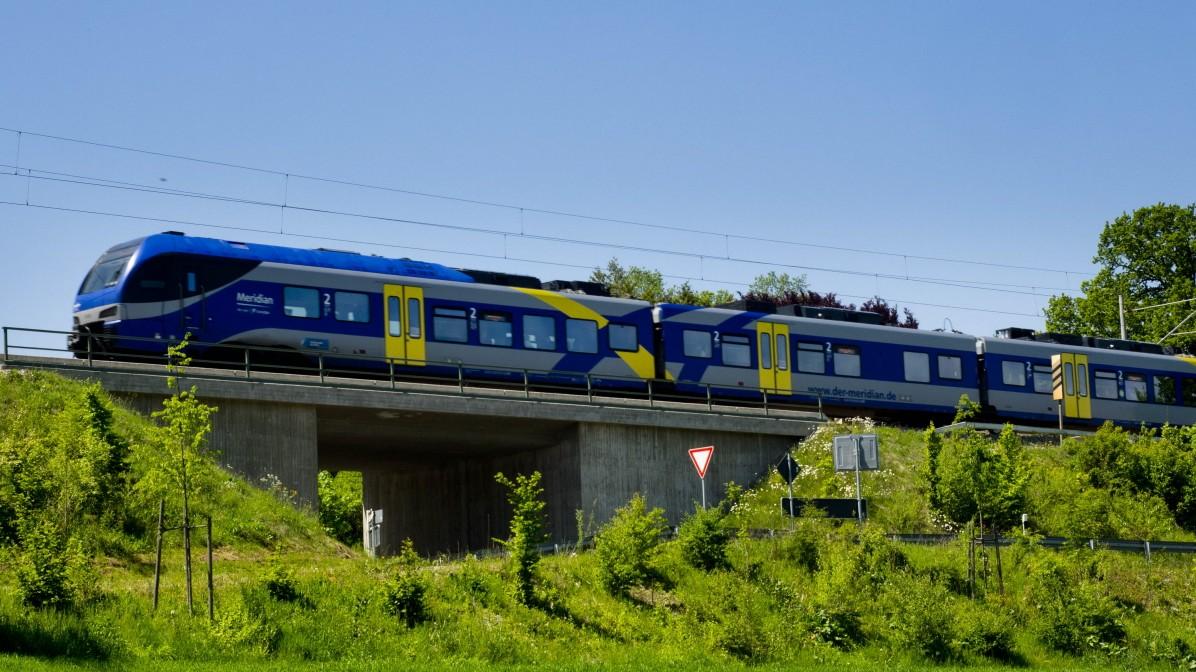 Bayern: Änderungen für Bahnfahrer und Pendler