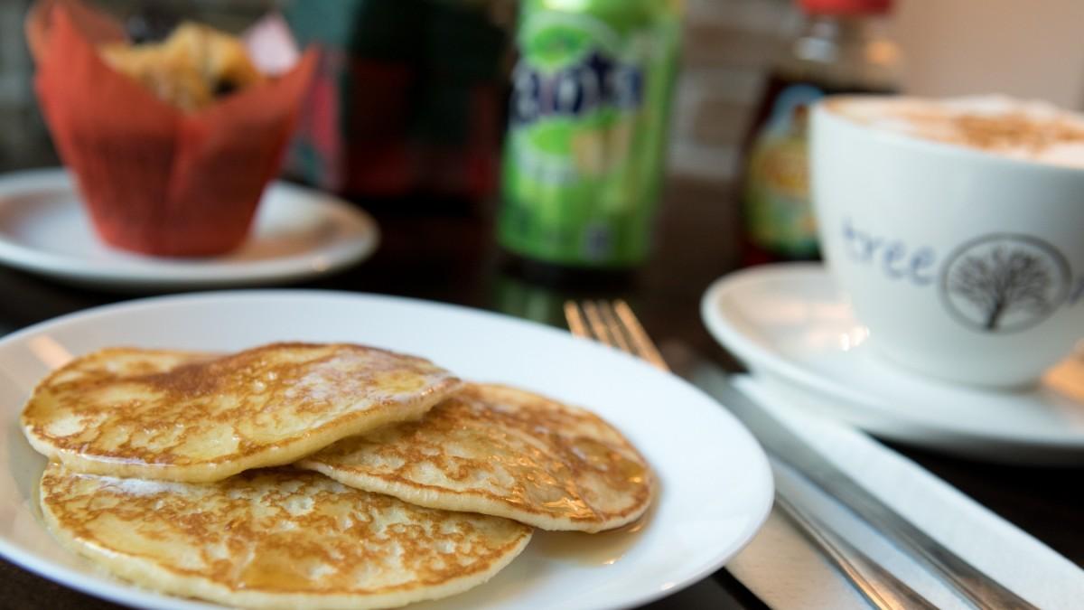 Treemans - Amerikanische Gemütlichkeit zum Frühstück
