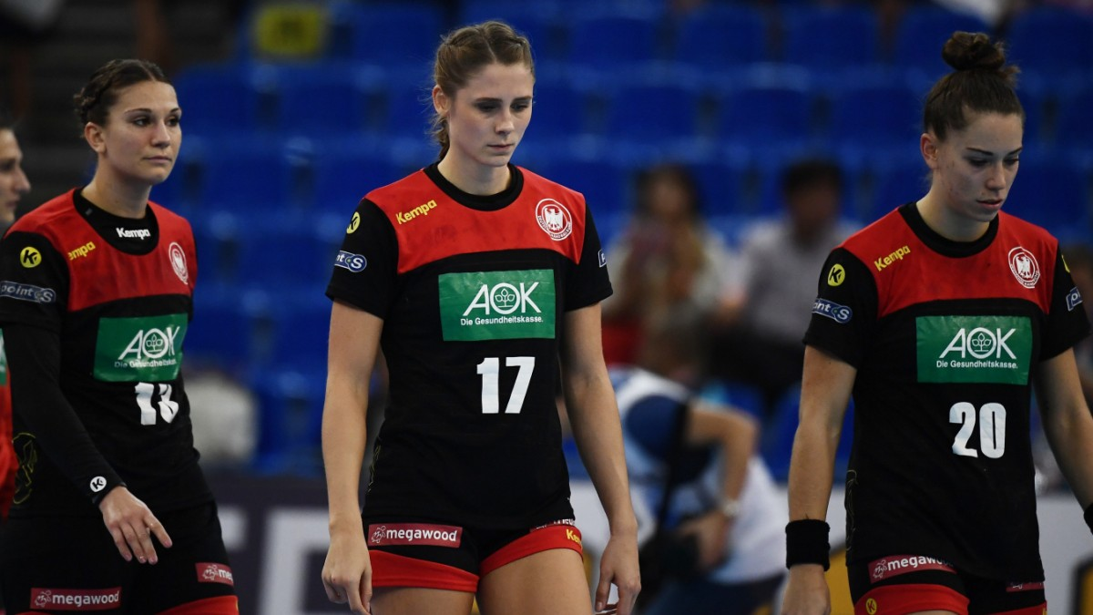 Deutsche Handballerinnen verpassen Olympia