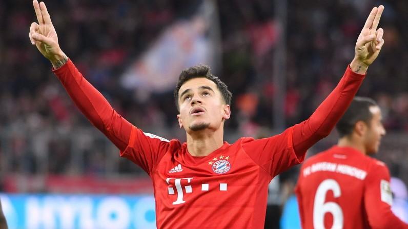 Coutinho beim FC Bayern: Der mit dem Wind spielt