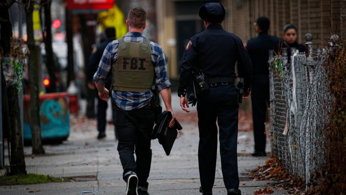 FBI nimmt Mann in New Jersey fest