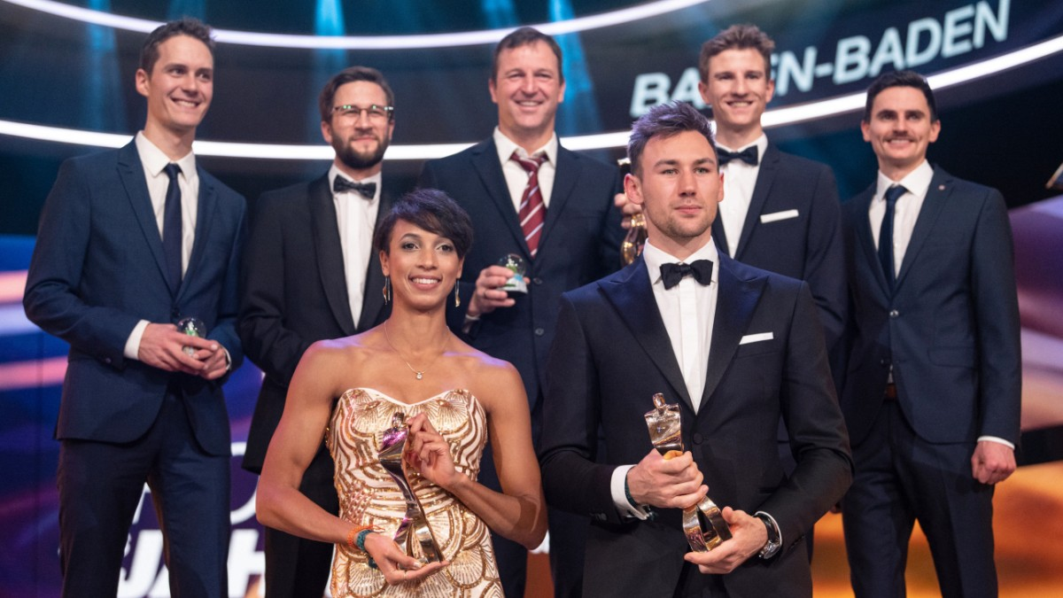 Sportler des Jahres: Mihambo und Kaul ausgezeichnet
