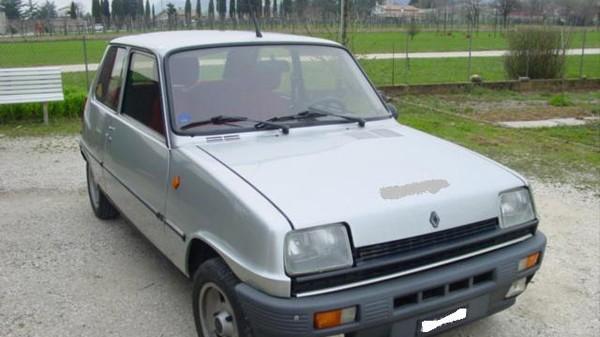 Blech der Woche Blech der Woche (37): Renault 5 Alpine