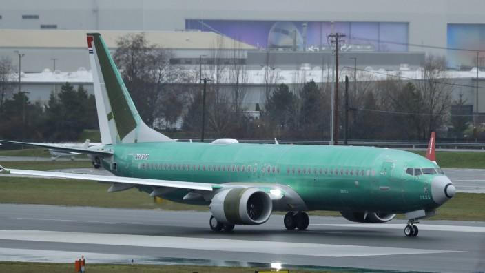 Boeing stoppt Produktion von Todes-Flieger 737 Max