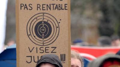 Frankreich: Professoren-Streik