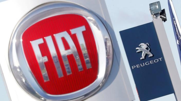 Fusion mit Fiat beschlossen — Opel-Mutter PSA