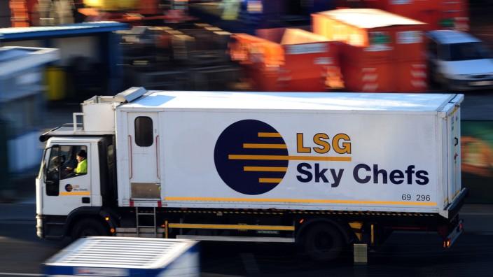 24-Stunden-Streik: Lufthansa ohne Bordverpflegung