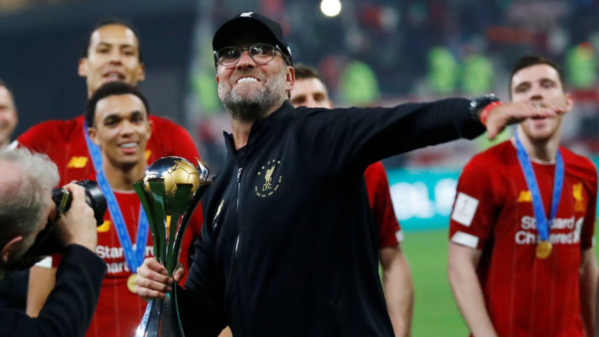Image result for liverpool remporte la Mondial des clubs