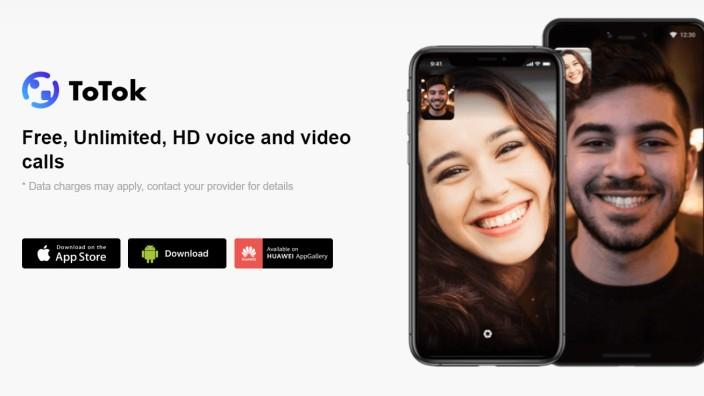 Huawei soll Messenger-App billigen, die unter Spionage-Verdacht steht