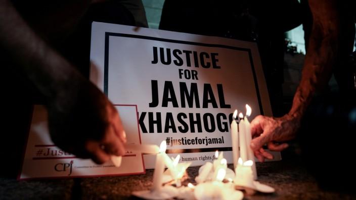 Todesurteile im Khashoggi-Fall - Washington spricht von