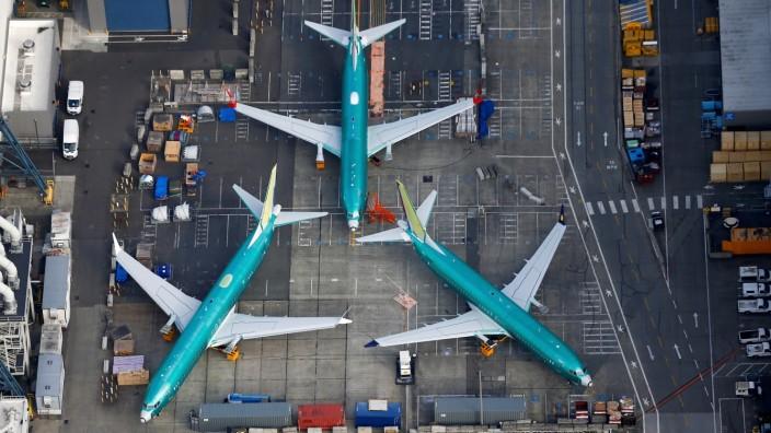 737-Max-Desaster: Boeing-Chef Dennis Muilenburg tritt zurück