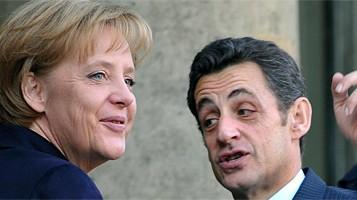 Sicherheitskonferenz: Merkel und Sarkozy, Wir Europäer müssen mit einer Stimme sprechen, AFP
