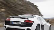 Audi R8 5.2 FSI; Pressinform