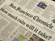 San Francisco Chronicle, AFP