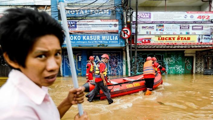 Indonesien: Mindestens 16 Menschen sterben durch Hochwasser