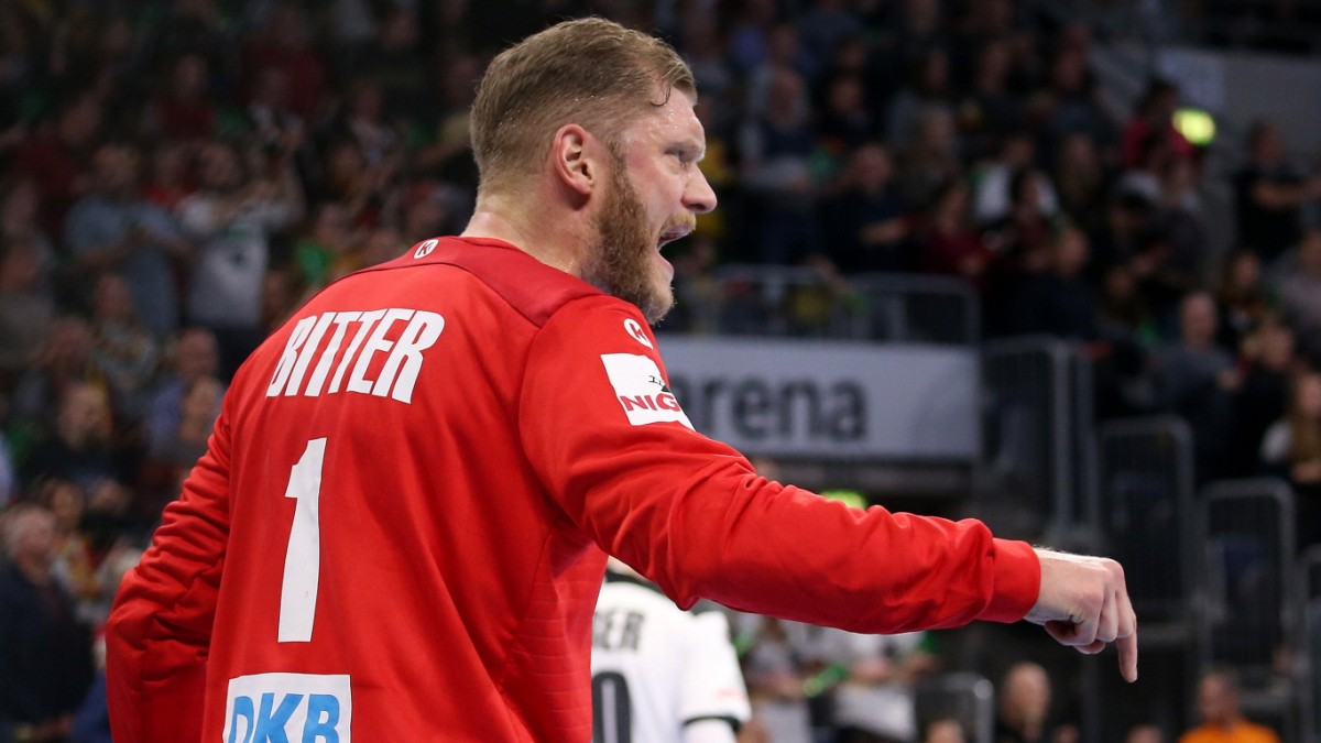 A Positive Feeling For German Handball Players Sport