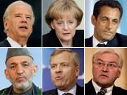 Stars der Sicherheitskonferenz