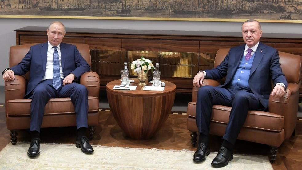 Türkei und Russland:Erdoğan und Putin und die Einigkeit