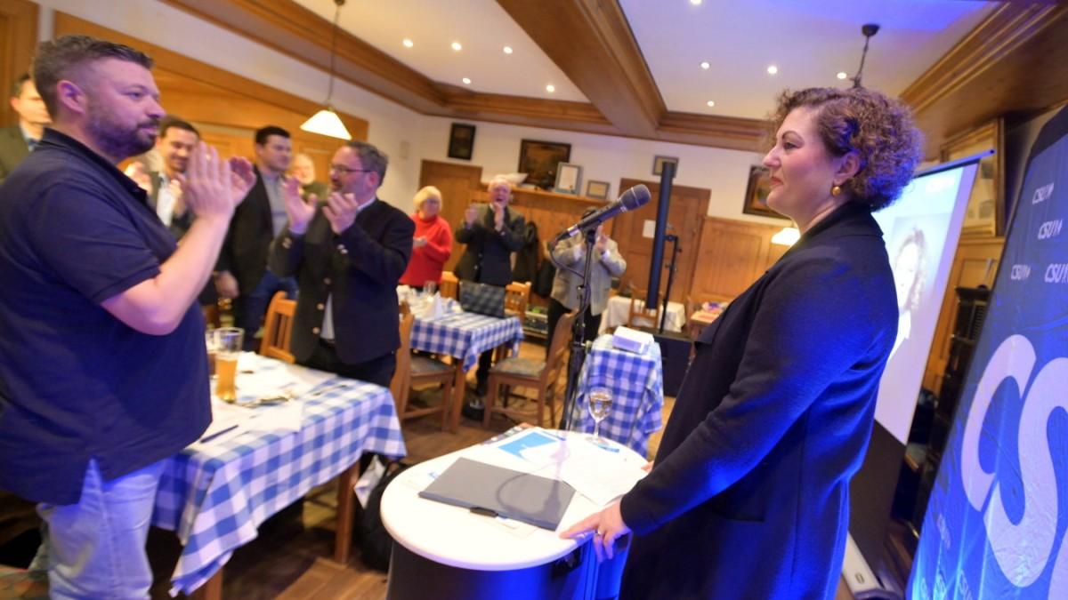 Unterhaching - Rücktritte erschüttern CSU