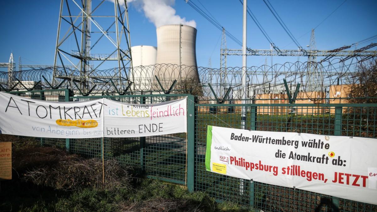 """Ohne Atomkraft: """"Bis 2025 gibt es kein Problem"""""""