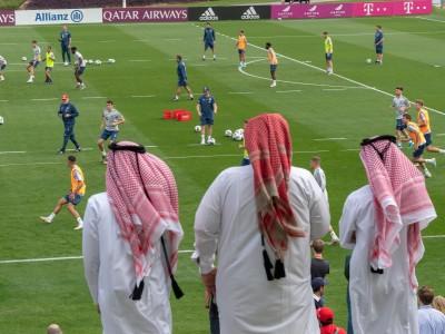 Jahreshauptversammlung des FC Bayern: Antrag auf JHV: Fans gegen Katar-Sponsoring
