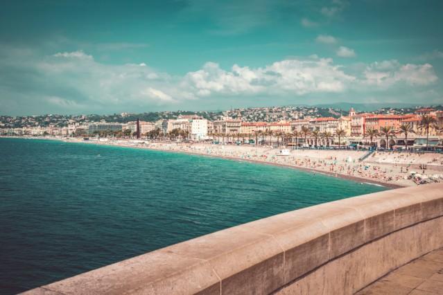 Nizza Nice Cote d Azur Frankreich Südfrankreich Côte d'Azur