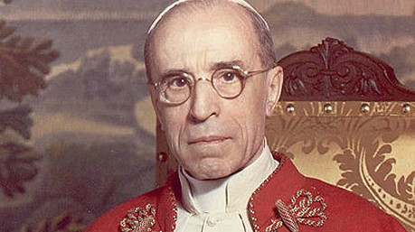 papst pius XII. pacelli