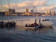 """Augenzeugen berichten: """"Da ist ein Flugzeug im Hudson. Verrückt."""""""