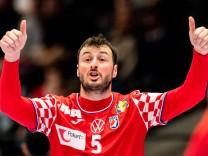 Handball EM: Kroatien - Österreich
