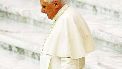 Papst Benedikt XVI. und der Holocaust