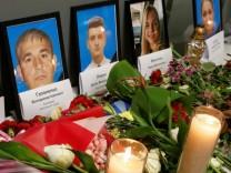 Flugzeug Iran Abschuss Absturz Ukraine Crew