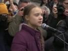Greta auf dem Weg nach Davos (Vorschaubild)