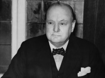 Winston Churchill, 1938