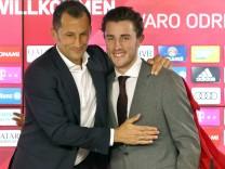 Bayern München - Alvaro Odriozola